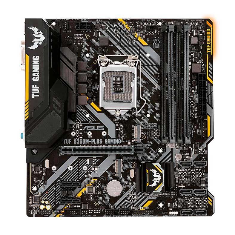Placa Mae 1200 Asus B460M Plus-Tuf Gaming Ddr-4