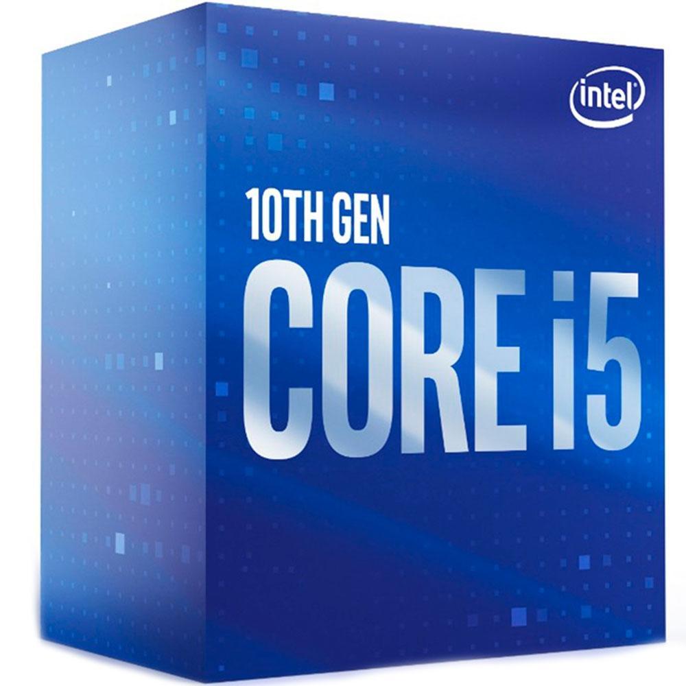 Proc Intel 1200 Core I5-10400F 2.9Ghz 12Mb Box10ªg