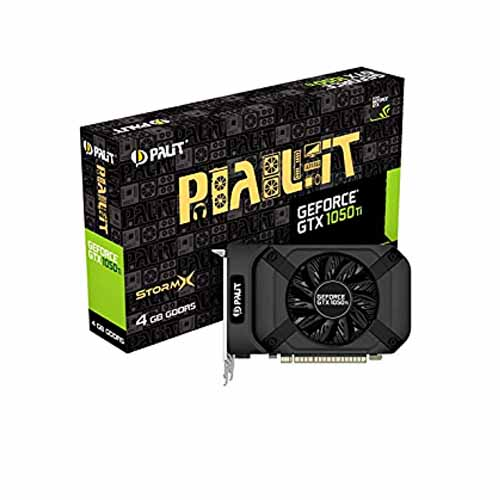 Vga Pci-E 4Gb Palit Geforce Gtx1050Ti 128Bit Gddr5