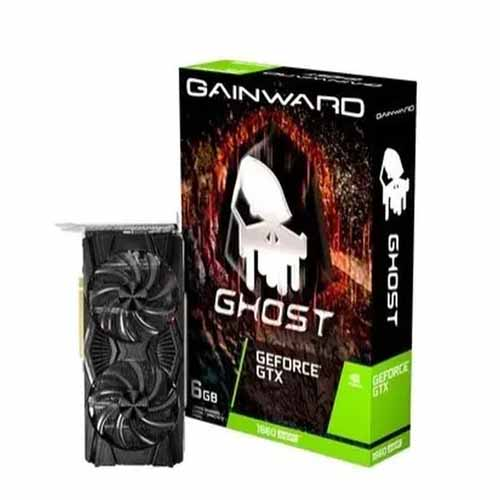 Placa De Video Pci-E 6Gb Gainward Ghost Geforce-Gtx1660Super