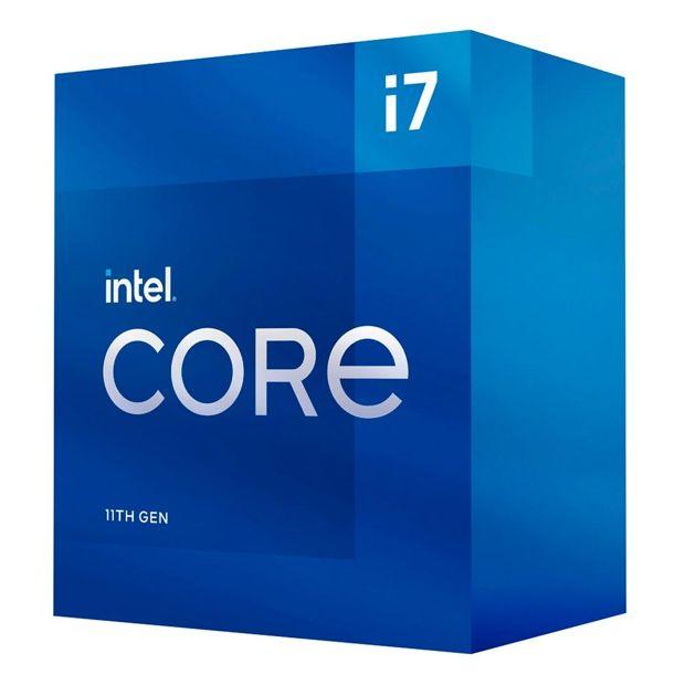 Proc Intel 1200 Core I7-11700 2.5Ghz 16Mb Box-11ªg