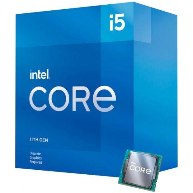 Proc Intel 1200 Core I5-11400 2.6Ghz 12Mb Box-11ªg