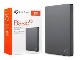 Hd Ext Usb 2Tb Seagate Basic Usb 3.0  Stjl2000400