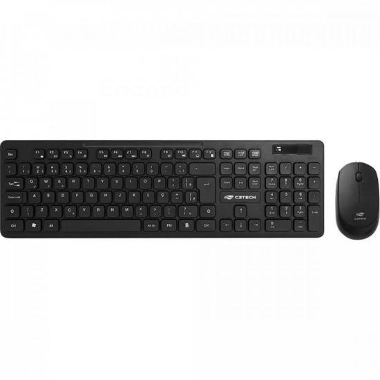 Kit Tec ,  Mouse Wireless K-W20Bk C3Tech