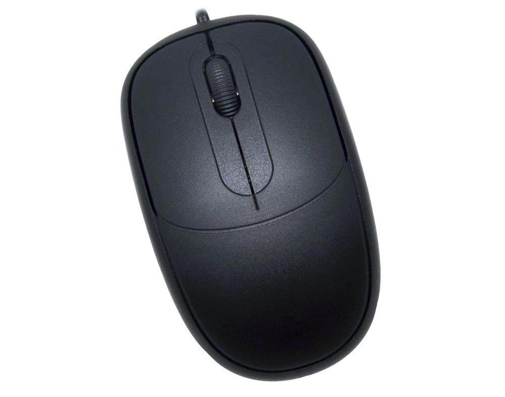Mouse Optico Usb Mo-D533 K-Mex Preto