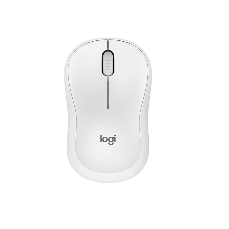 Mouse Wireless M220 Silent Logitech Branco