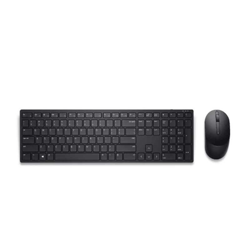 Kit Tec ,  Mouse Wireless Dell-Km5221W- Preto