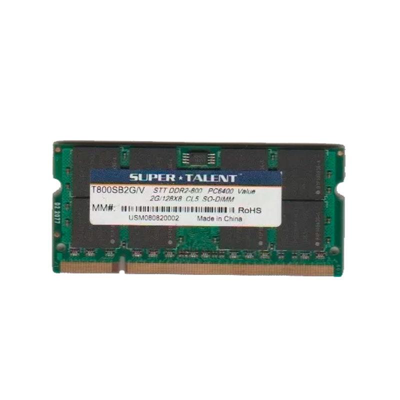 Memoria Ddr 2 667 2Gb Notebook